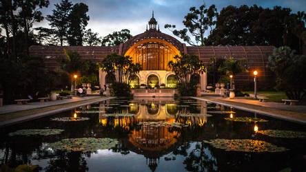 Balboa Botany Building by llGalexYll