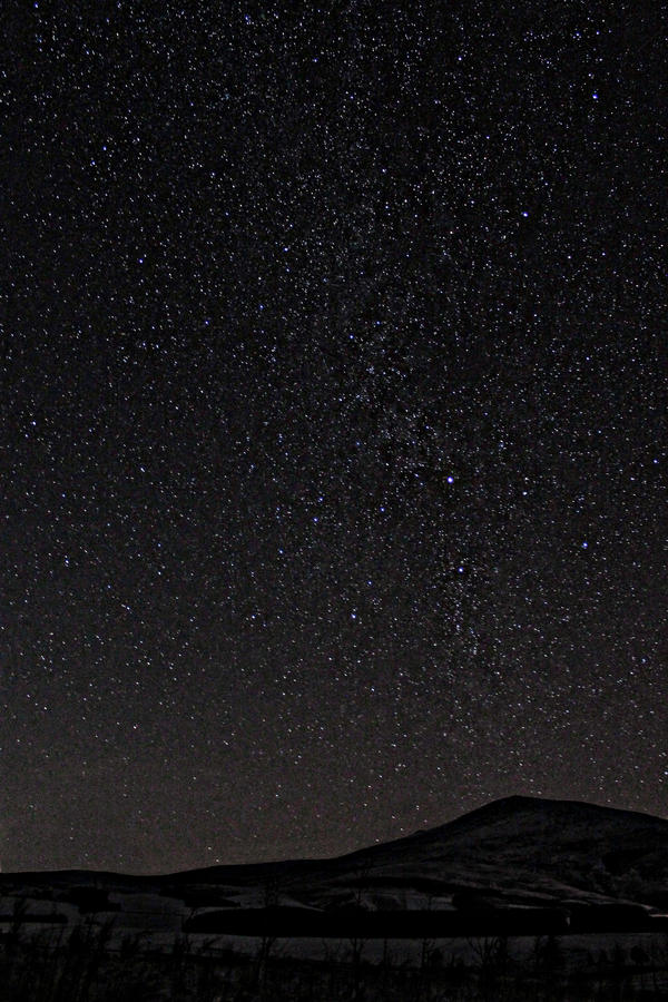 Starry Ben Rinnes by mosherte