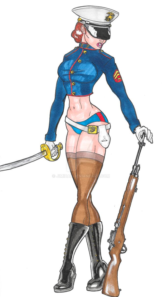 Corporal by jimibab