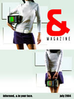 cyrusAND MAGAZINE COVER 03 by cyrusmuller