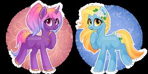 Pony adopts #29 - 30 CLOSED