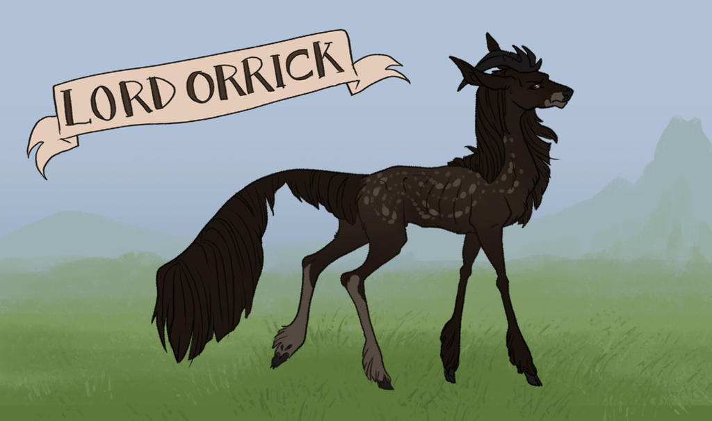 Lord Orrick | Stag | Glenmore Lord by Frostwalker