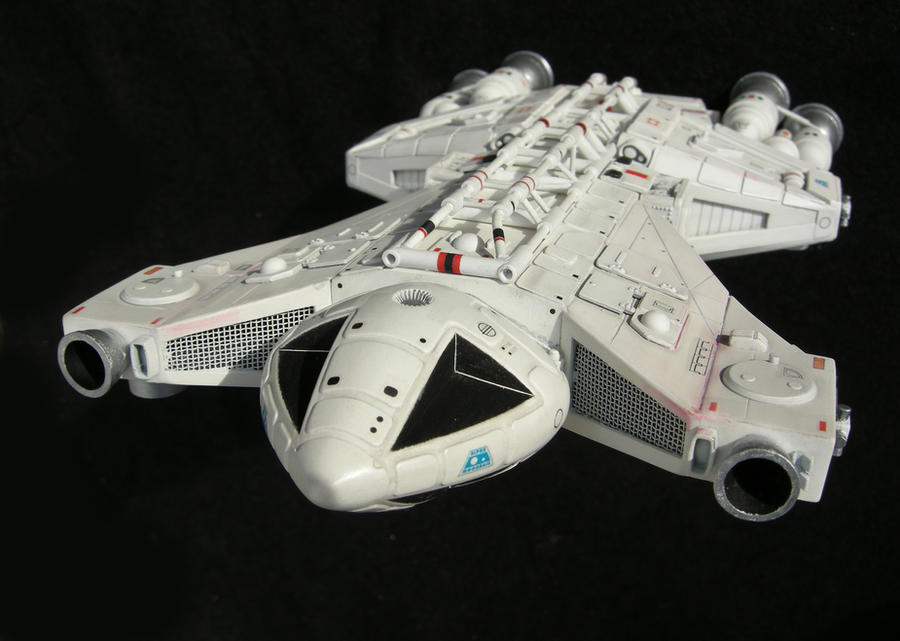 Spaceship model kits