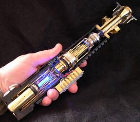 Obi wan Kenobi Cut away Lightsaber