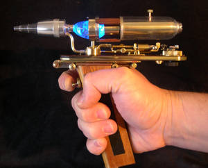 Victorian / Steampunk Star Trek Phaser