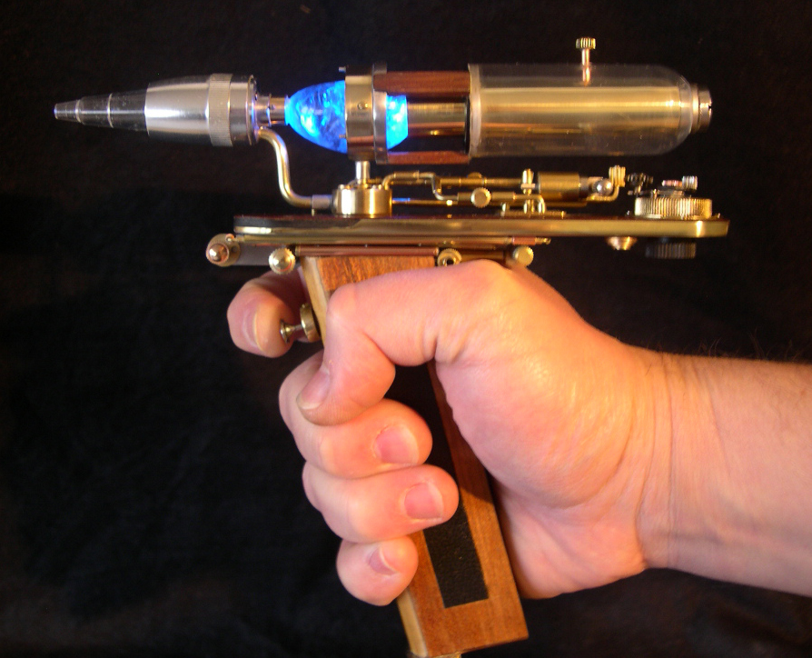 Victorian / Steampunk Star Trek Phaser by HSWatts