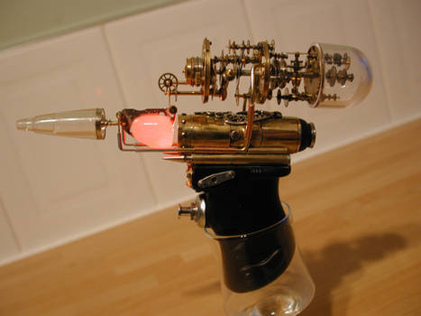 Victorian / Steampunk blaster
