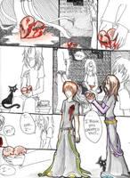 'Broken Heart' Comic by chalmaydisturbed