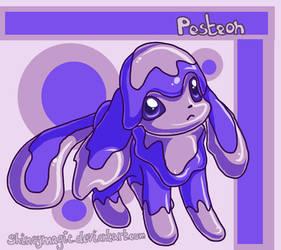 Fakeon - Pesteon by Shineymagic