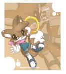 Karamel the Fox