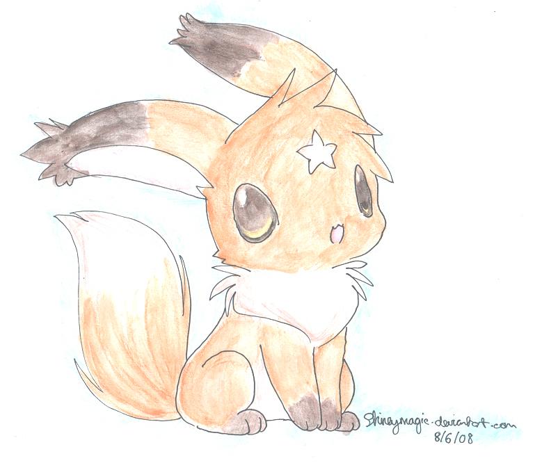 Fox Rabbit Hybrid Ruru By Shineymagic