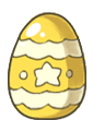 Star Ferrel Egg v2 by Shineymagic