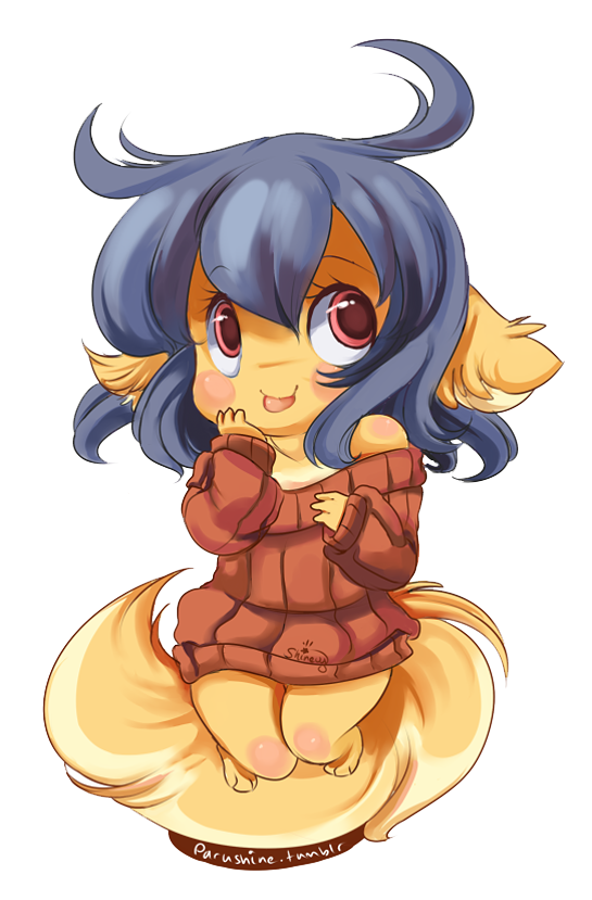Chibi Silly by Shineymagic