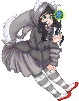 Witch of SPAAAAACE