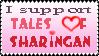 tales of sharingan stamp by krilin86