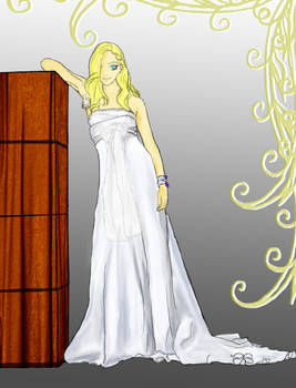ino yamanaka bride collection