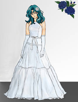 Michiru kaioh bride collection