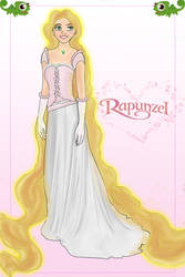 Rapunzel Bride Collection