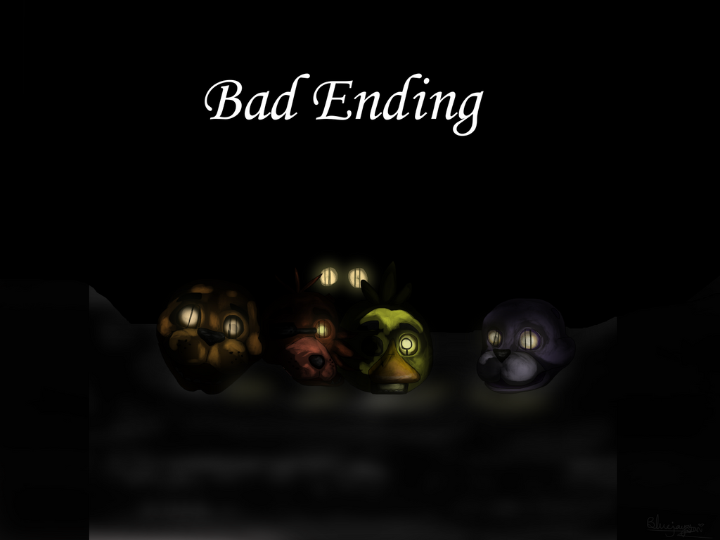 Bad ending by bluejaystarandspring