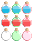 Pixylin's Potions by Pixylin
