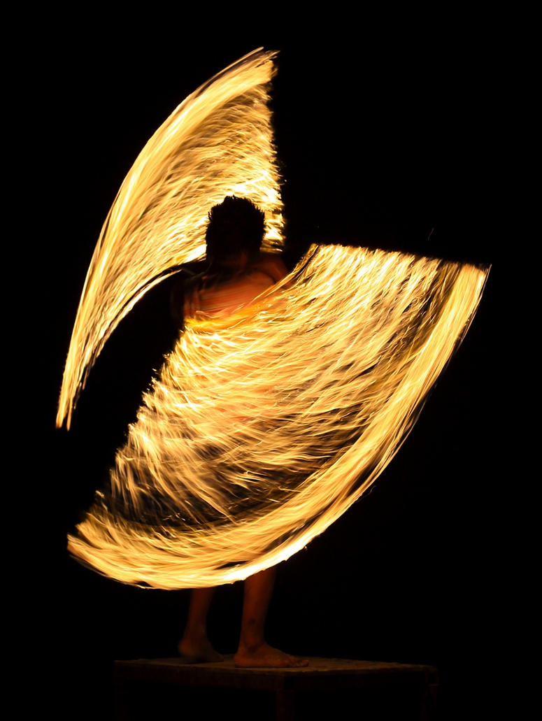 Fire art... by MAK-Photographi