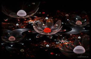 magical flower field 2 ... by FeliFee