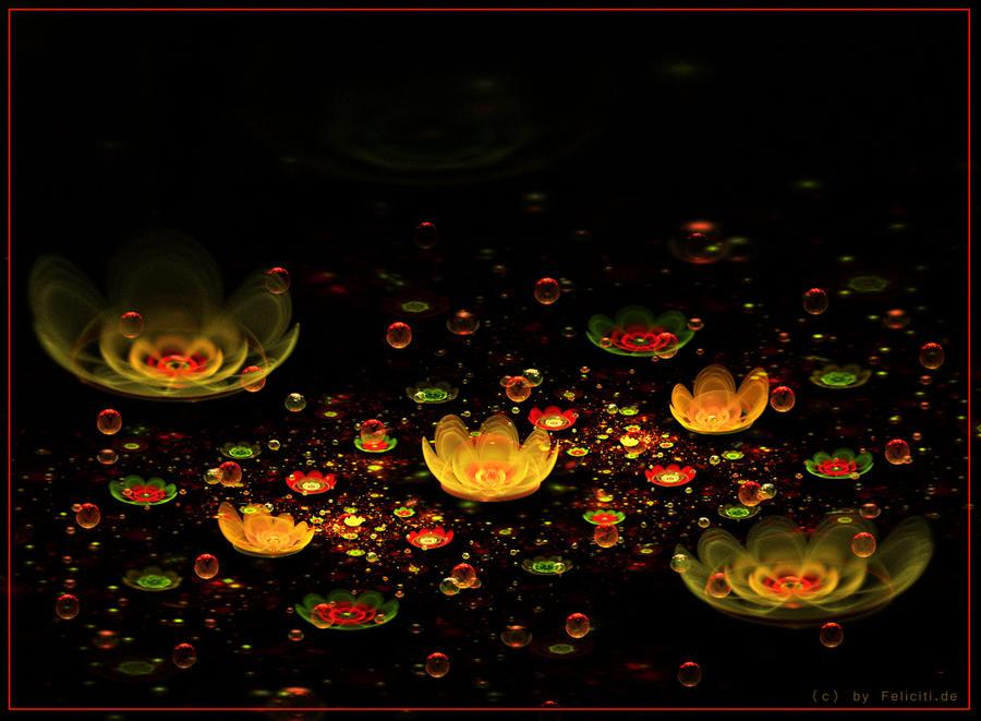 magic flower fields...4 by FeliFee
