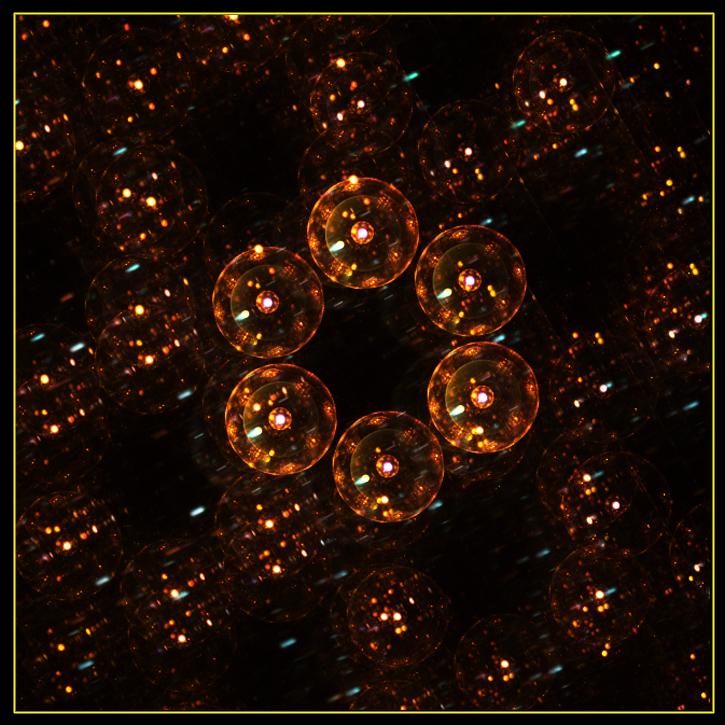 chaos disco balls... by FeliFee