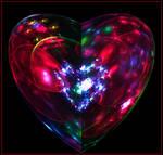 heart of crystal...