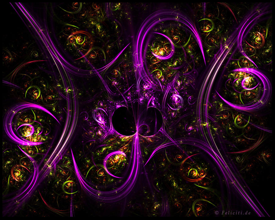 magic chaos... by FeliFee