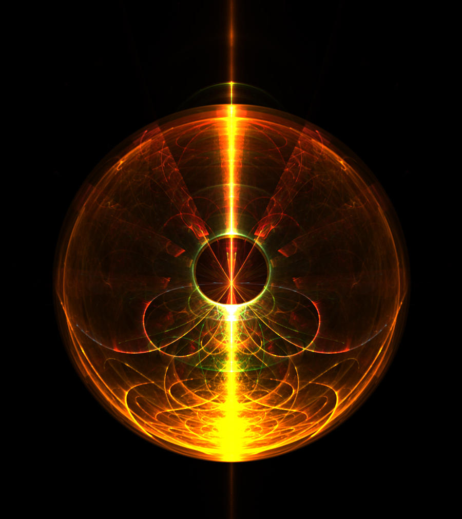 pendulum globe... by FeliFee