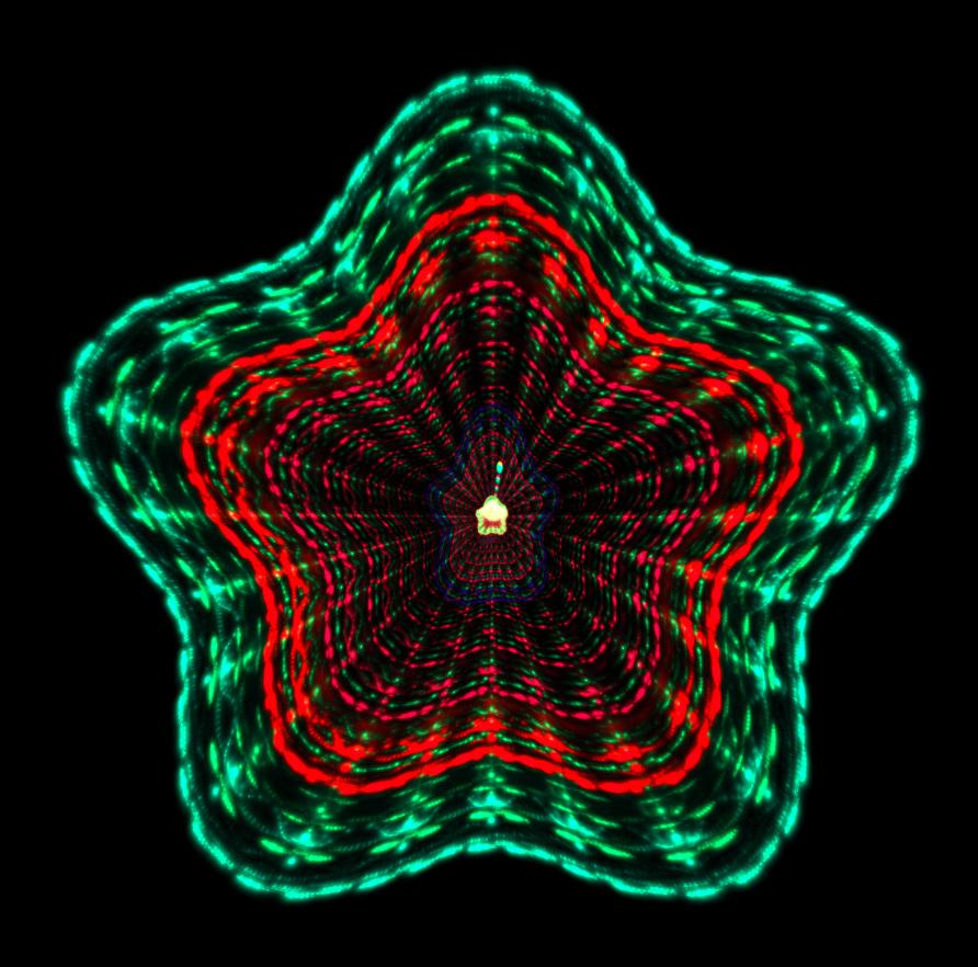 crochet star... by FeliFee