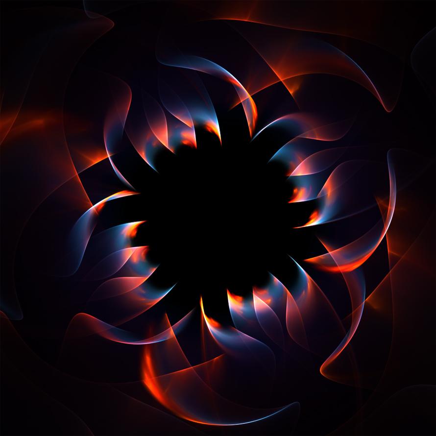 fire lotus ... by FeliFee