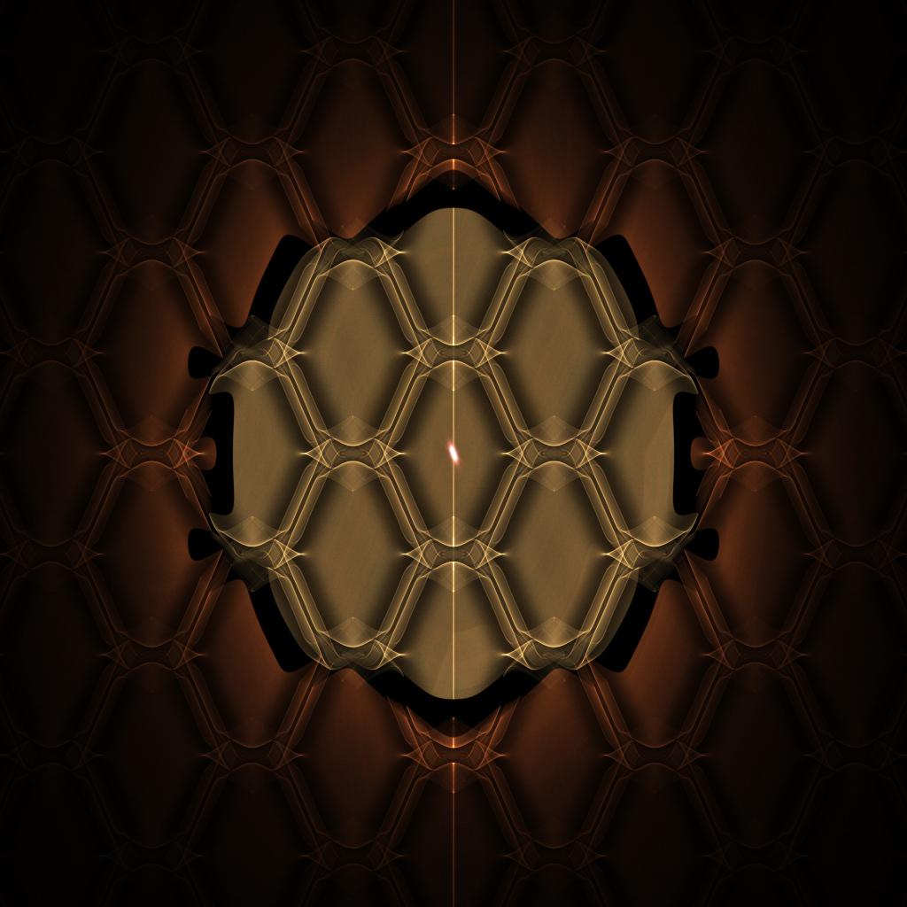 honeycomb gate... by FeliFee