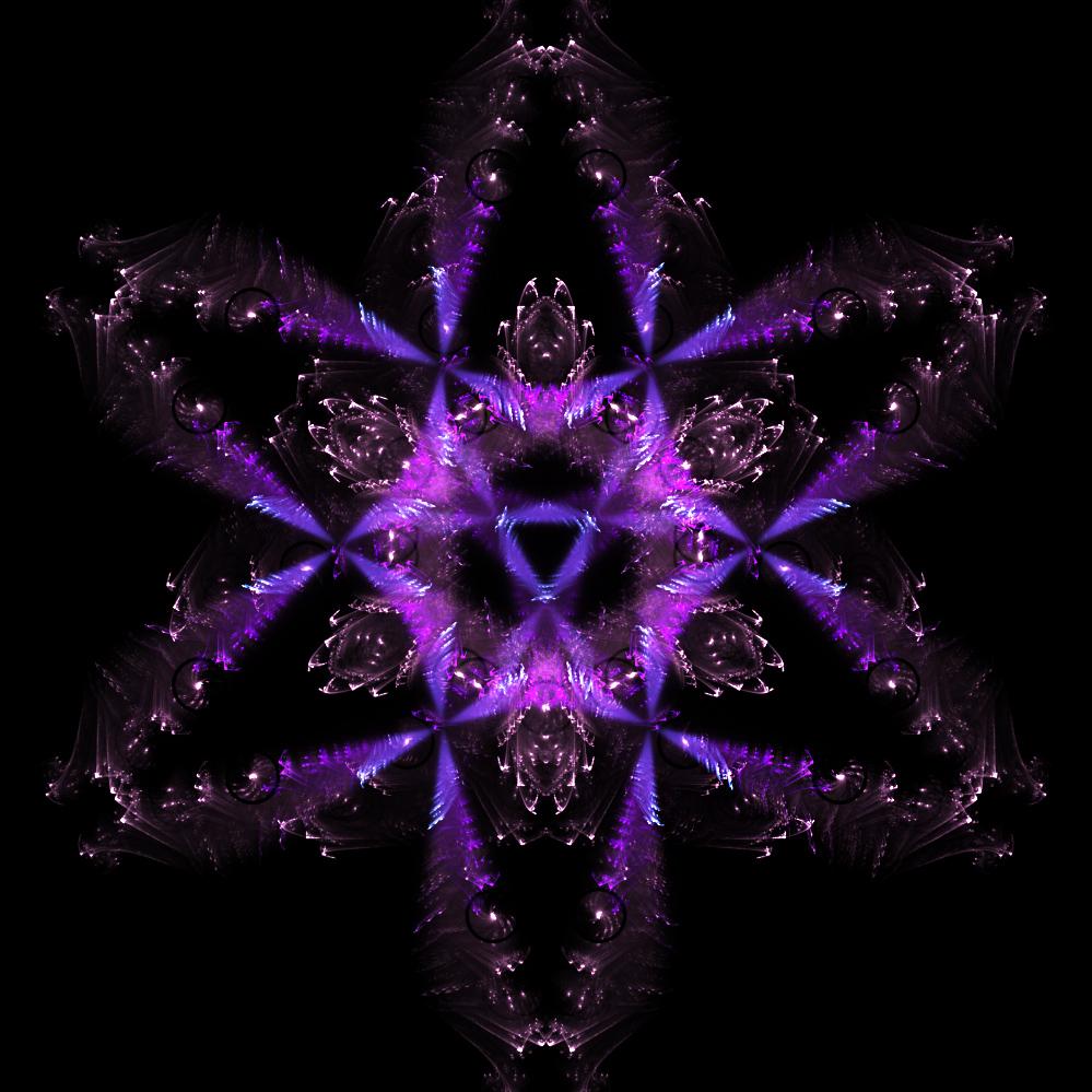 purple star... by FeliFee