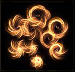 flower of fire...