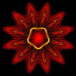 fire blossom... by FeliFee