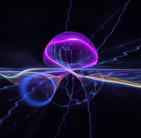 cosmic play... by FeliFee