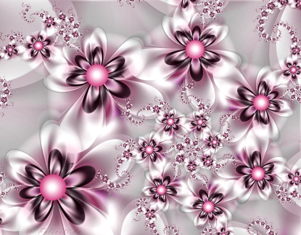 Waltz of Flowers... by FeliFee