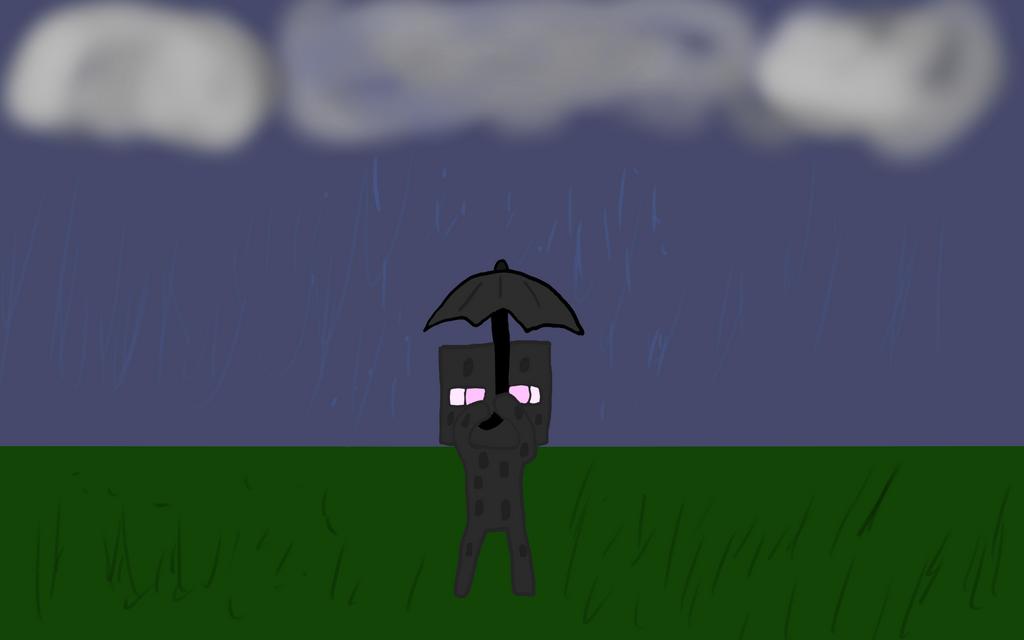 Rain. by Bladethesnivy