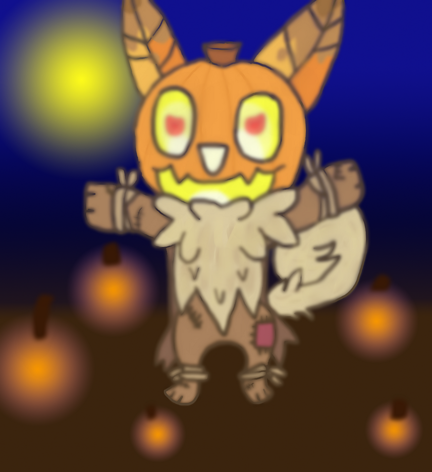 I am the pumpkin queen! by Bladethesnivy