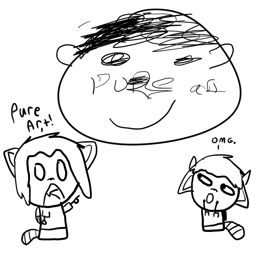 Pure Art by Bladethesnivy