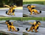 Rayva, Custom Dragon/Art-Trade