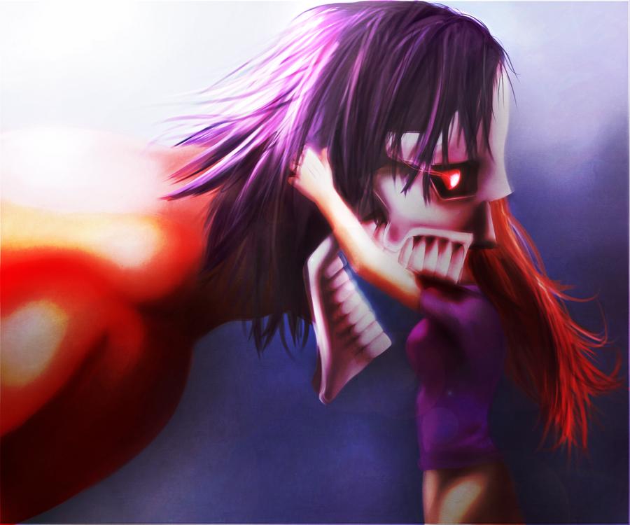 Sora... I by Karichanus