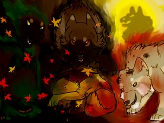 :DOTW: Bloom : This is Halloween by SeleneTheWerewolf