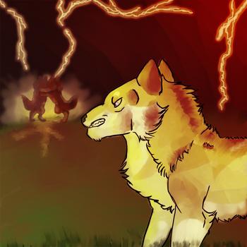 :DOTW: Caspian's Dream : Alpha's End by SeleneTheWerewolf