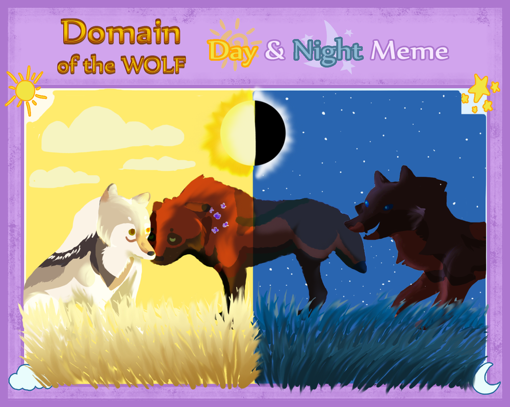 DOTW | Winema MSE | Day and Night by SeleneTheWerewolf