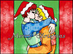 GaaNaru Christmas Wallpaper