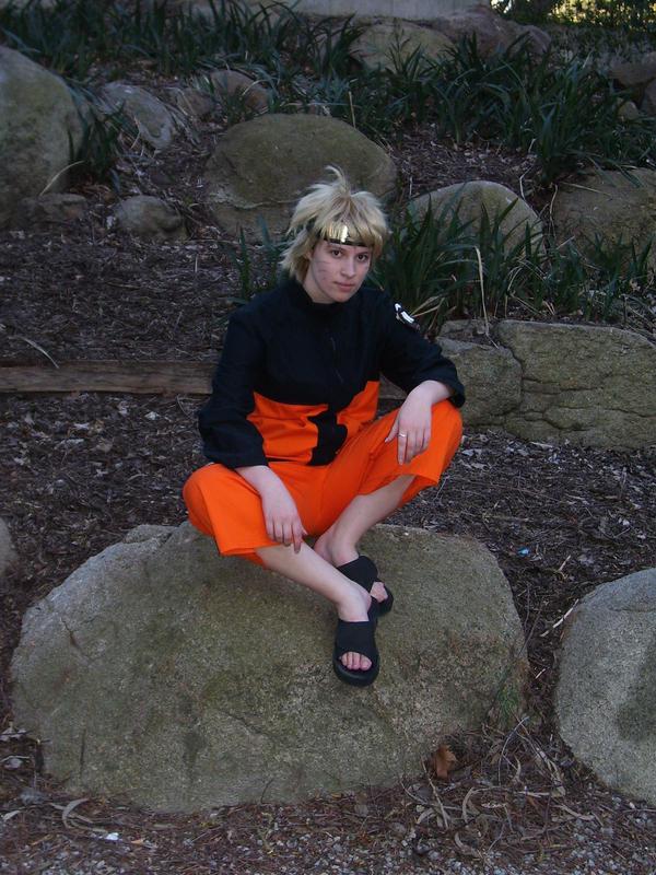 Chizumaki as Naruto