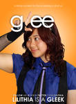 Glee poster for Lilithia